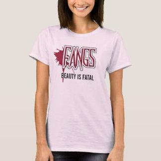 T-shirt La BEAUTÉ de CROCS EST chemise MORTELLE de charité