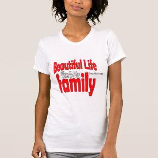 T-shirt la belle vie