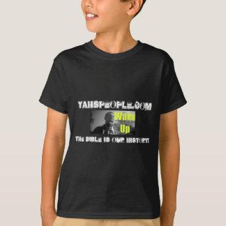 T-shirt La bible est notre histoire !