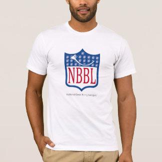 T-shirt La bière nationale Bong la ligue