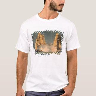 T-shirt La capture de la La Nereide, le 21 décembre 1797,