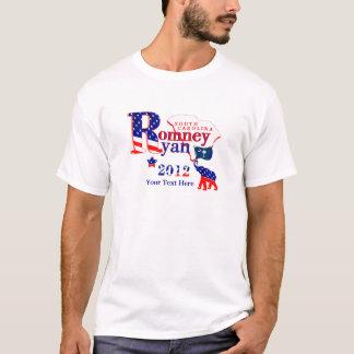 T-shirt La Caroline du Sud Romney et tee - shirt 2012 de
