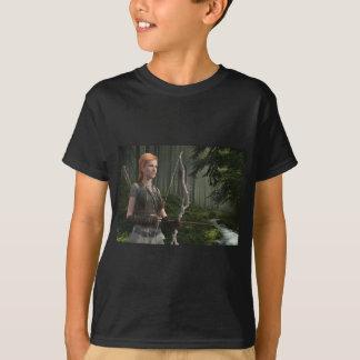 T-shirt La chasseuse