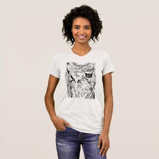T-shirt La chemise d'Andrea Joseph