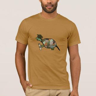 T-shirt La chemise de diplômé de tortue