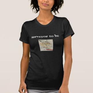 T-shirt La chemise de l'arpenteur - cru