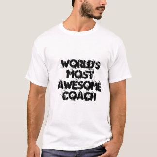 T-shirt La chemise de l'entraîneur