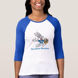 T-shirt La chemise de marathon de Pâques