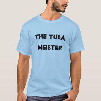 T-shirt La chemise de Meister de tuba