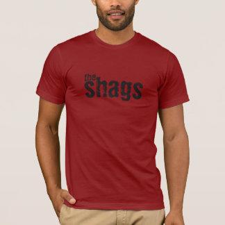 T-shirt La chemise de tapis à longs poils