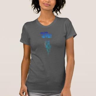 T-shirt La chemise des femmes atomiques de trompette