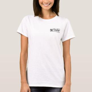 T-shirt La chemise des femmes gainées par short de