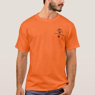 T-shirt La chemise des hommes d'ImBocceBall de mission