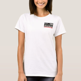 T-shirt La chemise du problème par radio de Tutt