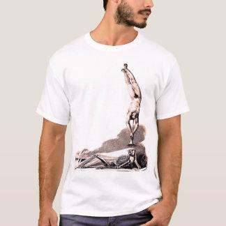 T-shirt La chemise grave