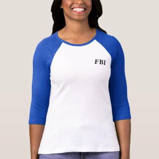 T-shirt La chemise plus étroite de FBI Howard