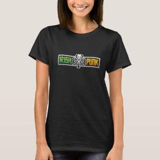 T-shirt La chemise punk irlandaise des femmes