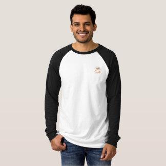 T-shirt La chemise raglane des hommes de productions de
