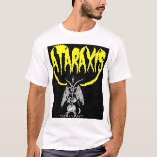 T-shirt La chèvre de la pièce en t de dames d'édition de