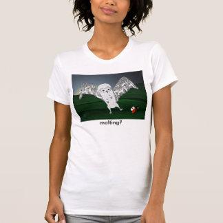 T-shirt La coccinelle peut le fixer : hibou
