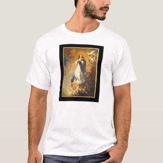 T-shirt La conception impeccable de la vénérable