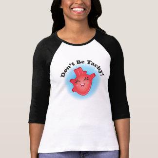 T-shirt La conscience de CHD ne sont pas docteur Nurse Tee
