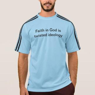 T-shirt La consultation est meilleure que Dieu