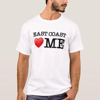 T-shirt La Côte Est m'aime