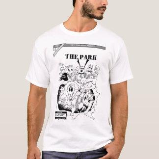 T-shirt La couverture du parc #1