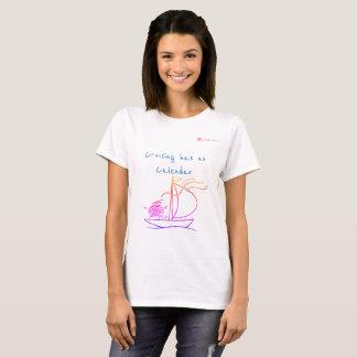 T-shirt La croisière n'a aucun calendrier