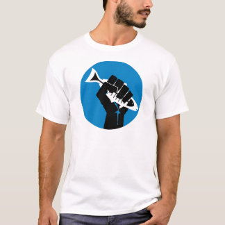 T-shirt LA de prise par la tempête !