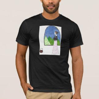 T-shirt La fenêtre de Jane Austen