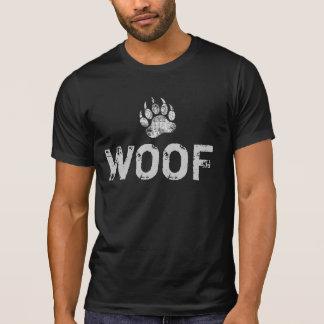 T-shirt La fierté gaie d'ours a affligé la patte d'ours