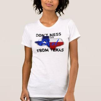 T-shirt La fille du Texas