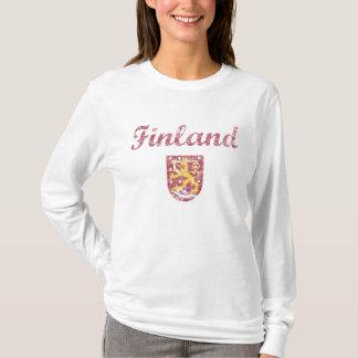 T-shirt La Finlande + Manteau des bras