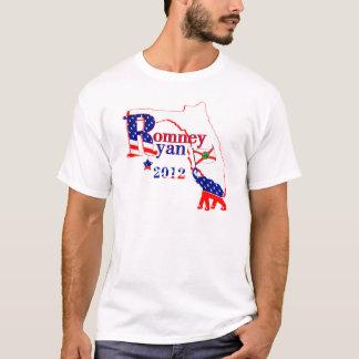 T-shirt La Floride Romney et tee - shirt 2012 de Ryan