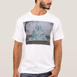 T-shirt La fontaine congelée