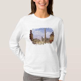 T-shirt La fontaine dans l'endroit du Chatelet