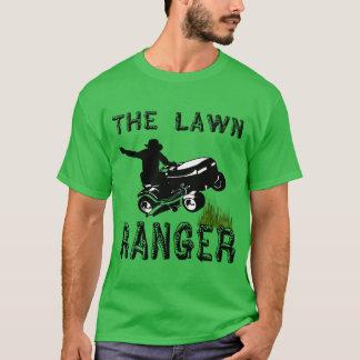 T-shirt La garde forestière de pelouse
