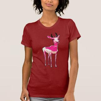 T-shirt La gazelle amicale