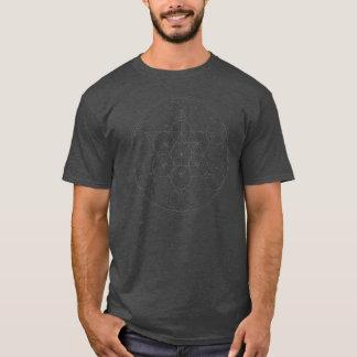 T-shirt La géométrie sacrée