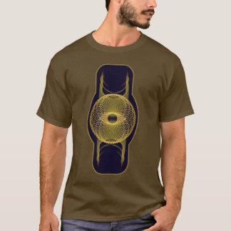 T-shirt La géométrie sacrée de base des hommes
