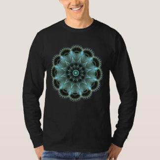 T-shirt La géométrie sacrée de la longue douille de base