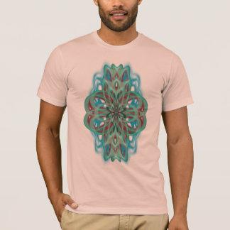 T-shirt La géométrie sacrée de l'habillement américain de