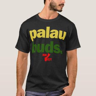 T-shirt La GUAM COURENT 671 bourgeons des Palaos