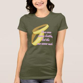 T-shirt La guerre ne finit jamais