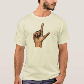 T-shirt La lettre L