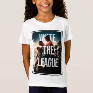 T-Shirt La ligue de justice | unissent la ligue