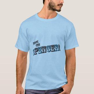 T-shirt La longue douille des hommes