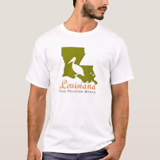 T-shirt La Louisiane
